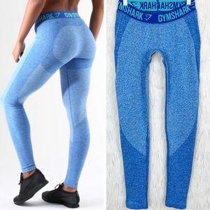 Gymshark | NWOT Marine Blue Original Flex Leggings